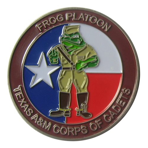 TX Cap 18 SQD Coin - View 2