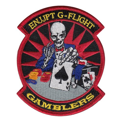 459 FTS ENJJPT G-Flight Patch