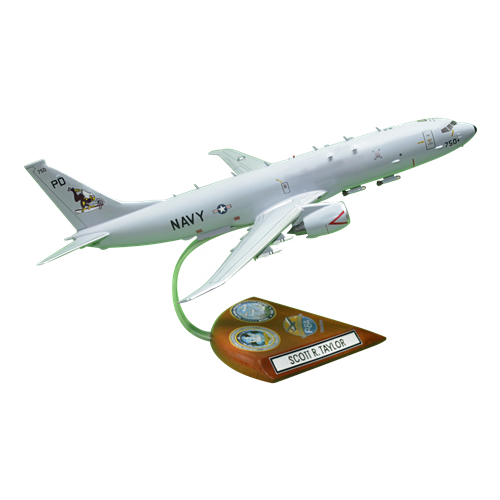 VP-9 P-8 Custom Airplane Model  - View 3