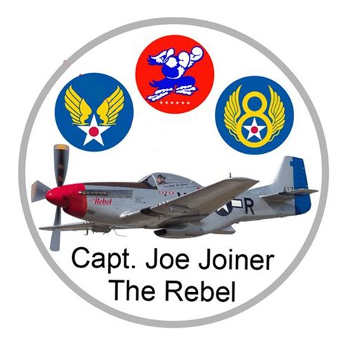 P-51 The Rebel Coin - View 2