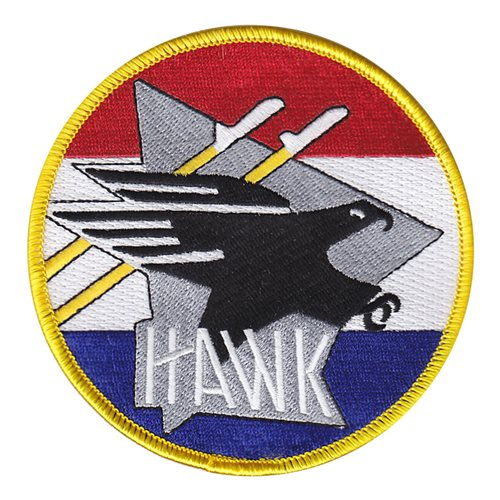 50 FTS Hawk Flight Patch