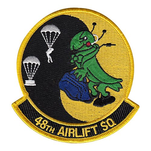 48 AS Patch