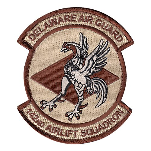 142 AS Desert Patch