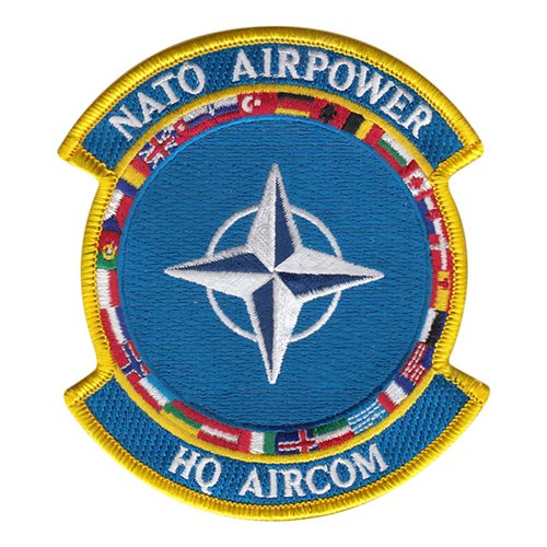 NATO Airpower Patch