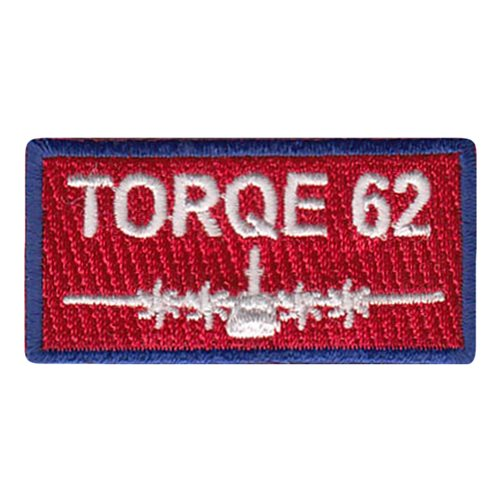 40 AS TORQE 62 Pencil Patch
