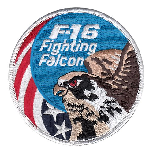 F-16C USA Fighting Falcon Patch