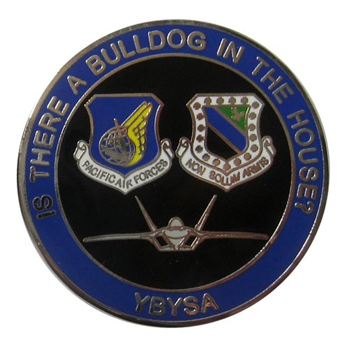525 FS Challenge Coin - View 2