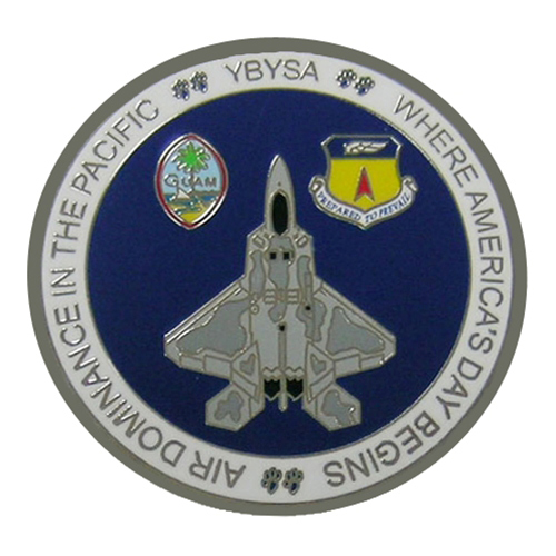 525 AMU Custom Air Force Challenge Coin