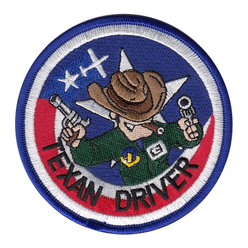 T-6A Texan Driver Patch