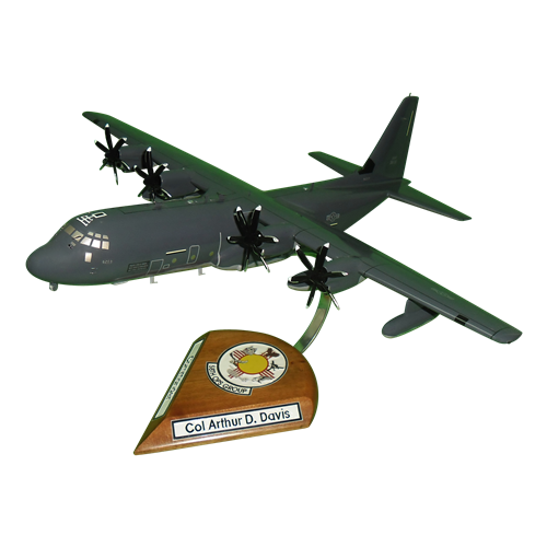 58 OG MC-130J Commando II Model  - View 2