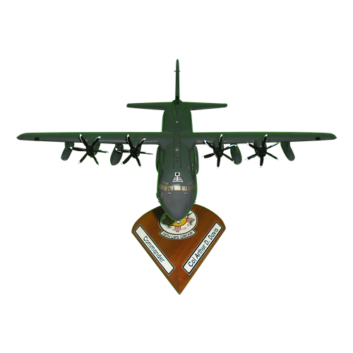 58 OG MC-130J Commando II Model  - View 4