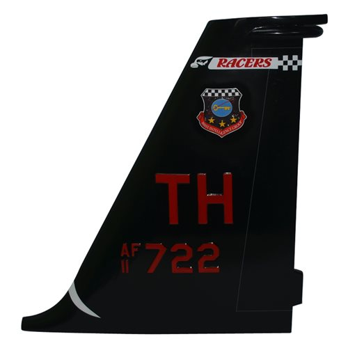 181 IG U-2 Airplane Tail Flash