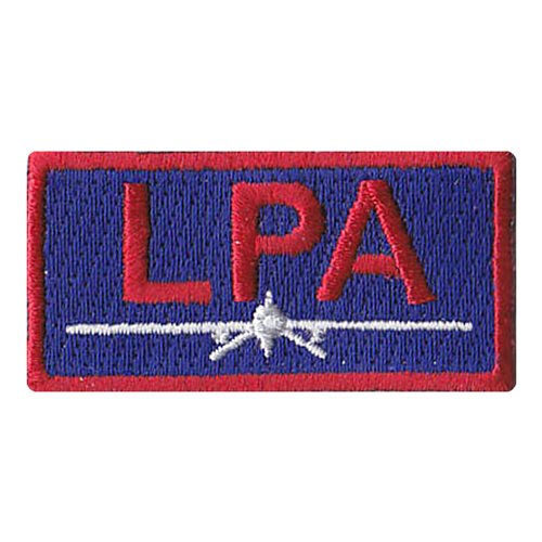 20 ATKS MQ-1 LPA Pencil Patch