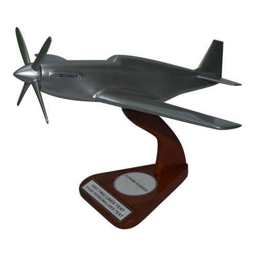 TP-51C Custom Aircraft Model