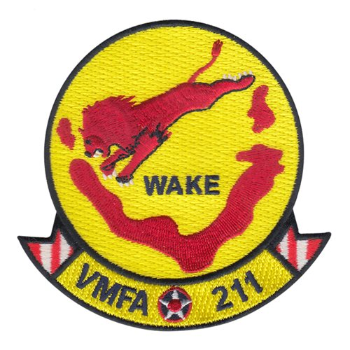 VMFA-211 Chest Patch