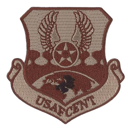 USAFCENT Desert Patch