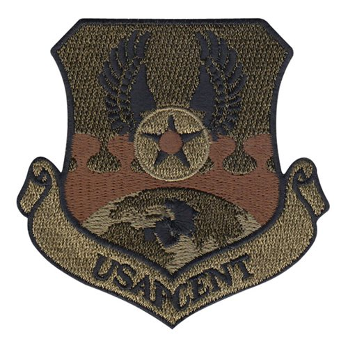 USAFCENT MultiCam OCP Patch