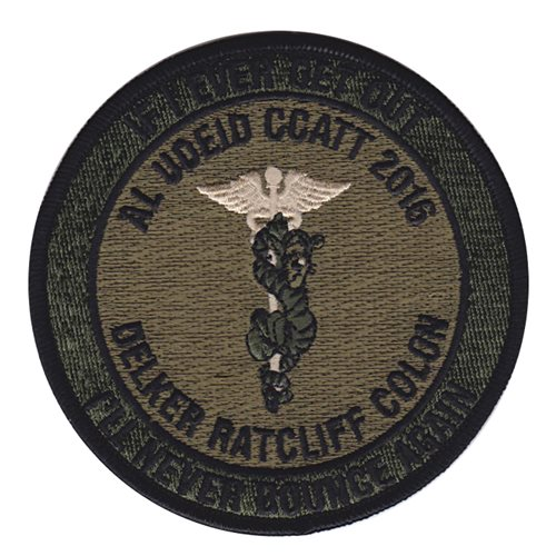 CCATT Tigger MultiCam OCP Patch