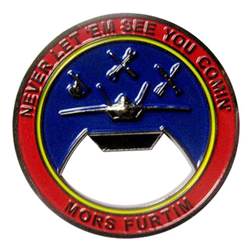 477 AMXS Challenge Coin