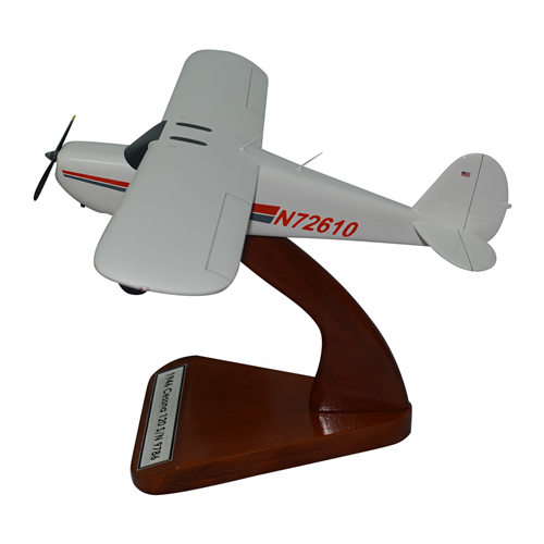 Cessna 120 Custom Airplane Model  - View 2
