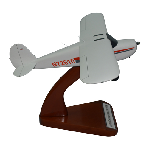 Cessna 120 Custom Airplane Model  - View 4