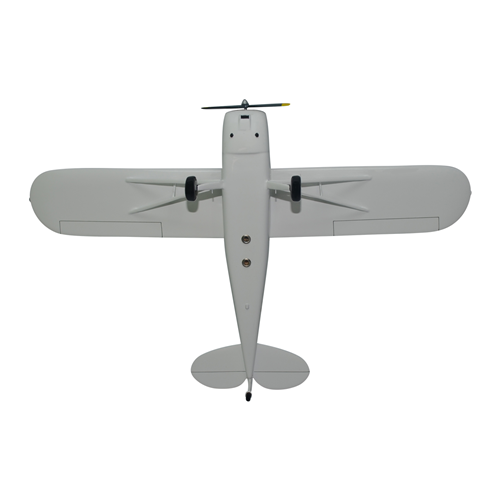 Cessna 120 Custom Airplane Model  - View 6