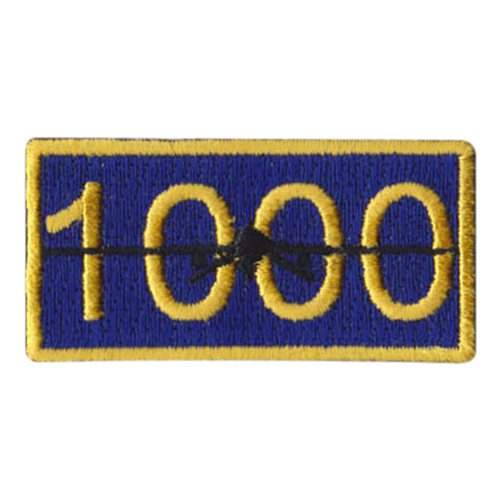 15 ATKS MQ-1B 1000 Pencil Patch