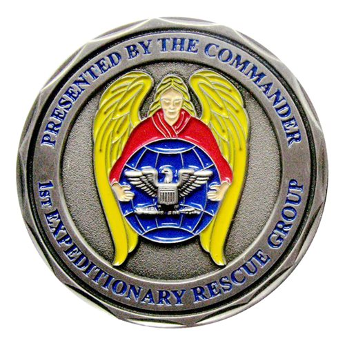 1 ERQG Commander Special Edition Coin - View 2