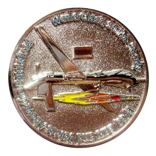 20 ATKS Commander Coin - View 2