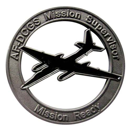 3 IS AF-DCGS Mission Supervisor - View 2