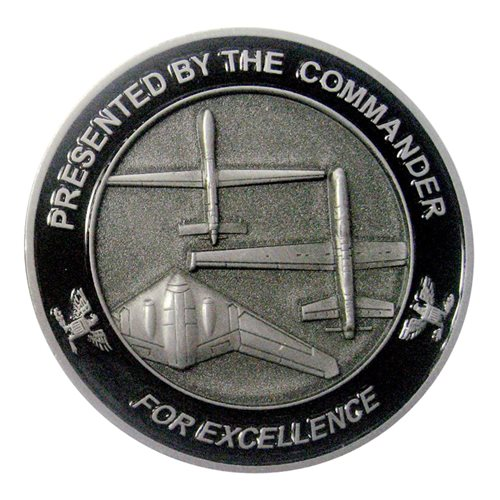 732 OG Commander Coin - View 2