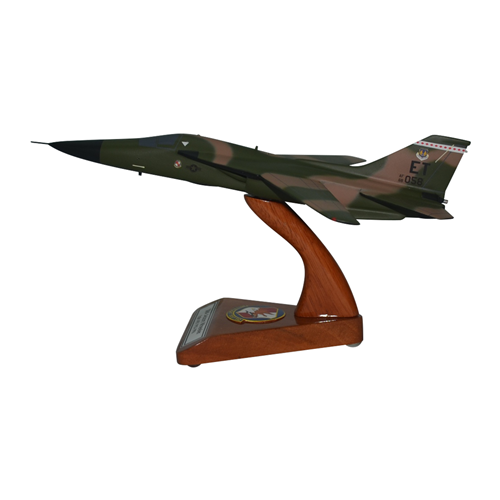 40 FLTS F-111 Airplane Model  - View 2