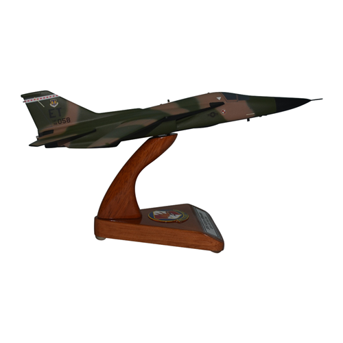 40 FLTS F-111 Airplane Model  - View 4