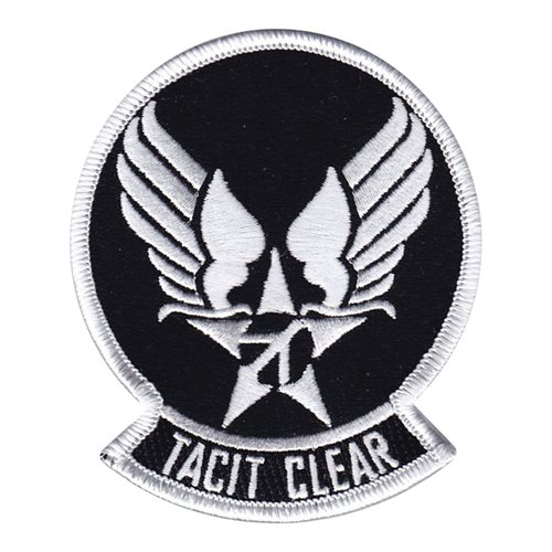 TPS 15B Tacit Clear Patch