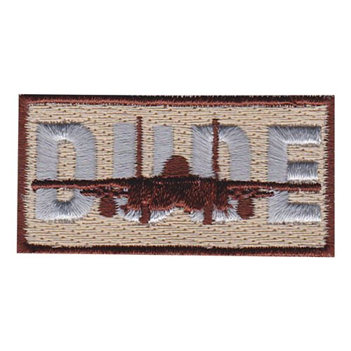 389 EFS Dude Pencil Patch
