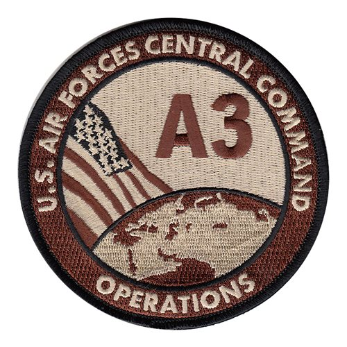 AFCENT/A3 Operations  Patch