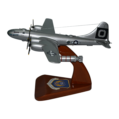 6 BS B-29 Superfortress Custom Airplane Model  - View 2