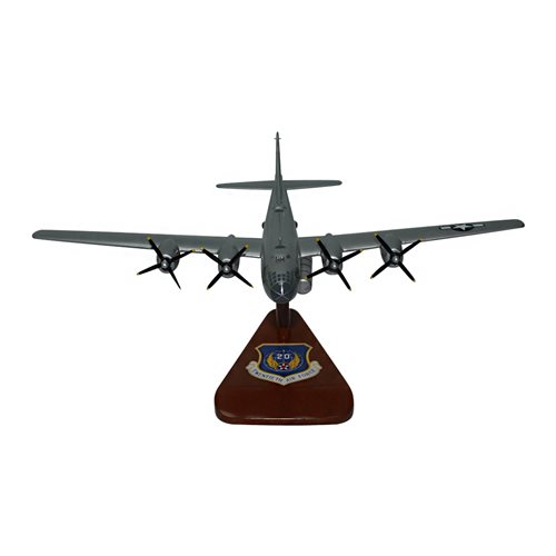 6 BS B-29 Superfortress Custom Airplane Model  - View 3