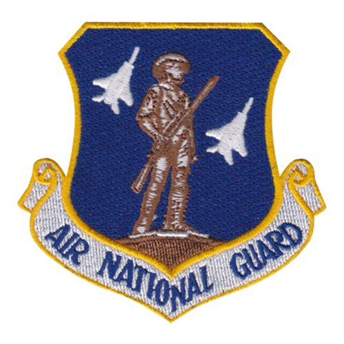 ANG F-15 Patch
