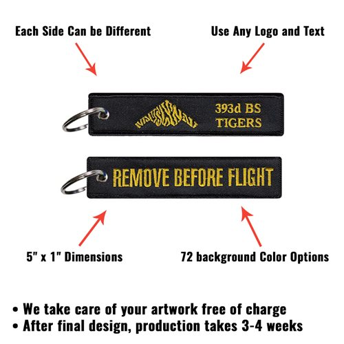Design Your Own Key Flag