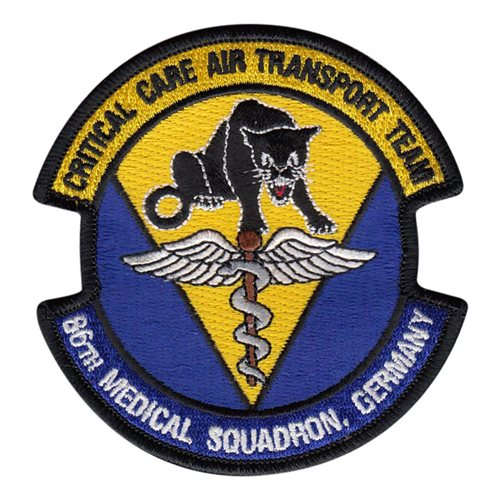 86 MDS CCATT Patch