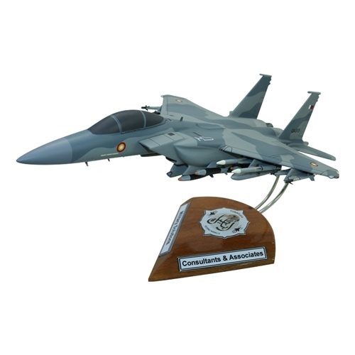 512 TFS F-4D Custom Airplane Model