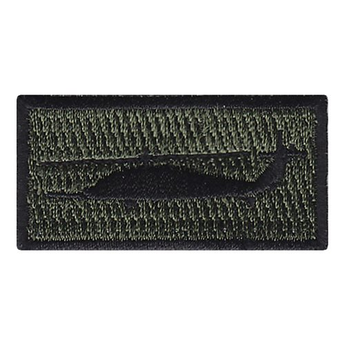 HH-60G Olive Drab Pencil Patch