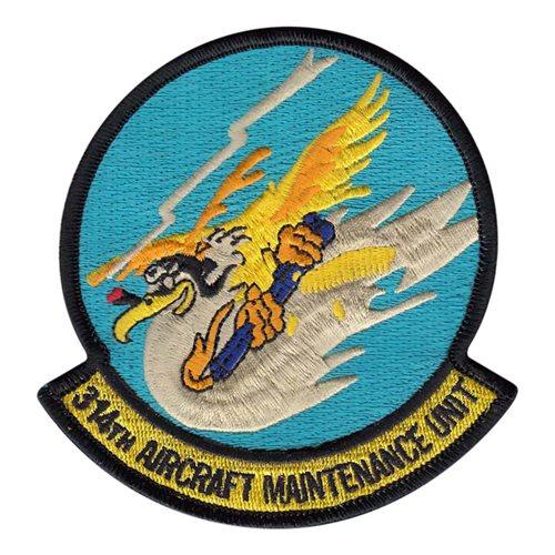 314th MAINTENANCE GROUP OCP  patch
