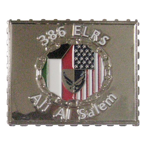 386 ELRS Coin   - View 2