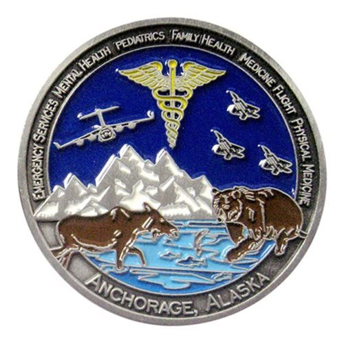 673 MDOS Challenge Coin