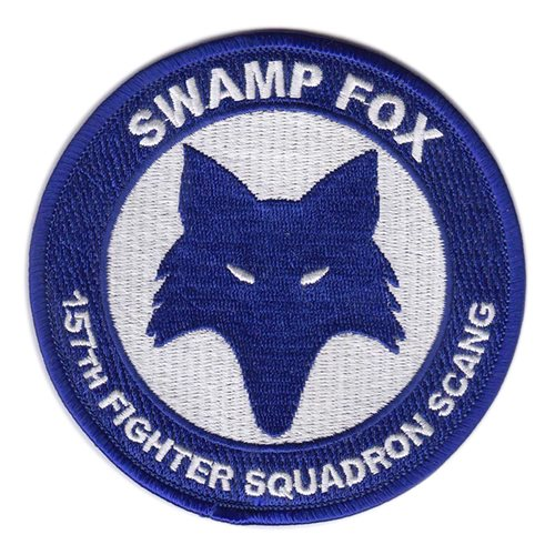 157 FS Swamp Fox Patch