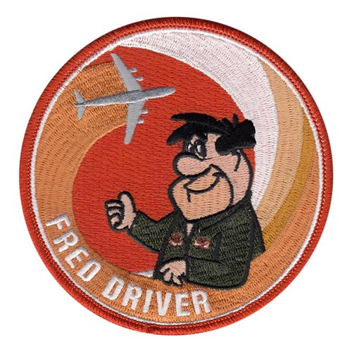 C-5 Fred Driver Patch