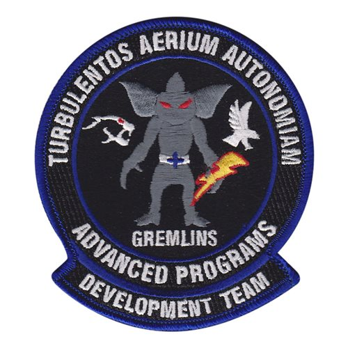 General Atomics Gremlin Patch