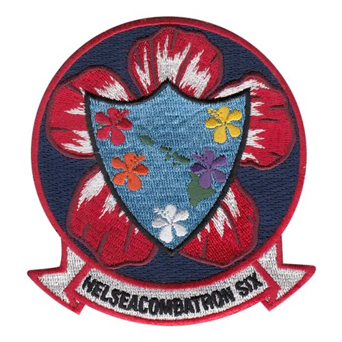 HSC-6 Hibiscus Patch